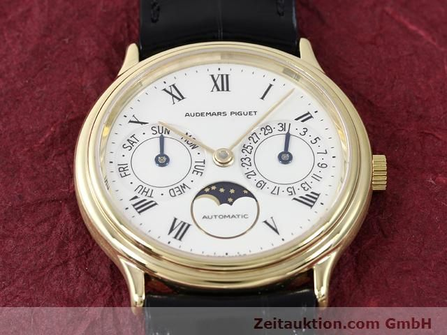 Used luxury watch Audemars Piguet * 18 ct gold automatic Kal. 2124  | 141021 16