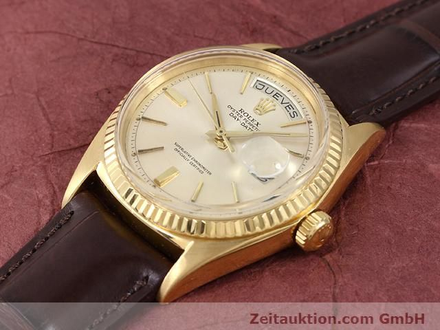 montre de luxe d occasion Rolex Day-Date or 18 ct automatique Kal. 1555 Ref. 1803  | 141023 01