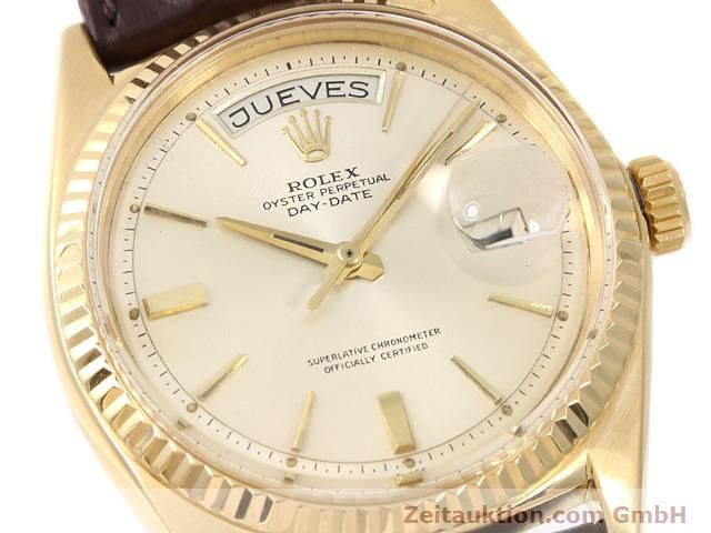 montre de luxe d occasion Rolex Day-Date or 18 ct automatique Kal. 1555 Ref. 1803  | 141023 02