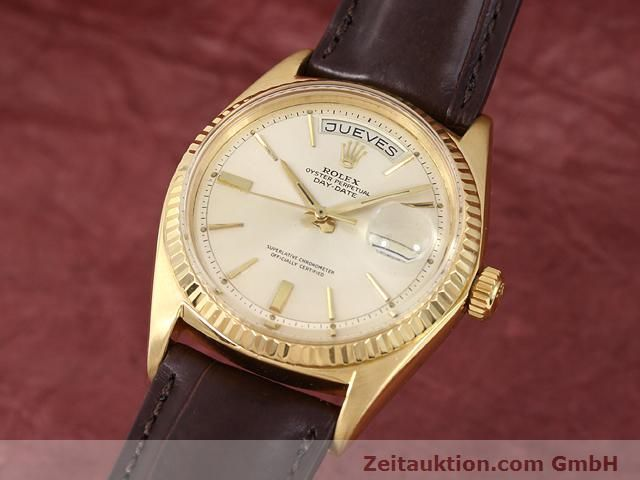 montre de luxe d occasion Rolex Day-Date or 18 ct automatique Kal. 1555 Ref. 1803  | 141023 04