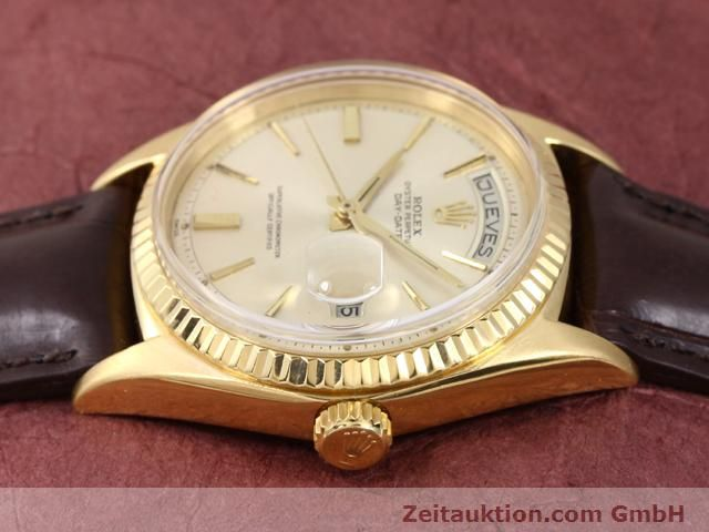 montre de luxe d occasion Rolex Day-Date or 18 ct automatique Kal. 1555 Ref. 1803  | 141023 05