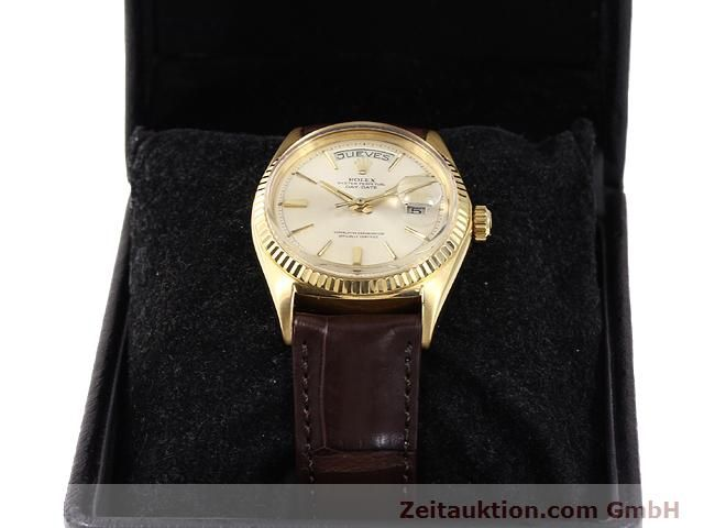 montre de luxe d occasion Rolex Day-Date or 18 ct automatique Kal. 1555 Ref. 1803  | 141023 07