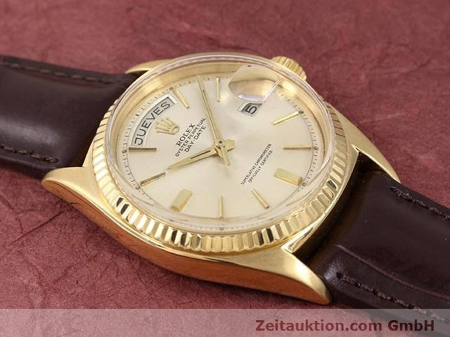 montre de luxe d occasion Rolex Day-Date or 18 ct automatique Kal. 1555 Ref. 1803  | 141023 13