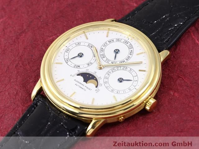 Used luxury watch Audemars Piguet Ewiger Kalender 18 ct gold automatic Kal. 2120/1 Ref. B56041  | 141025 01