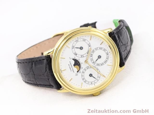 Used luxury watch Audemars Piguet Ewiger Kalender 18 ct gold automatic Kal. 2120/1 Ref. B56041  | 141025 03