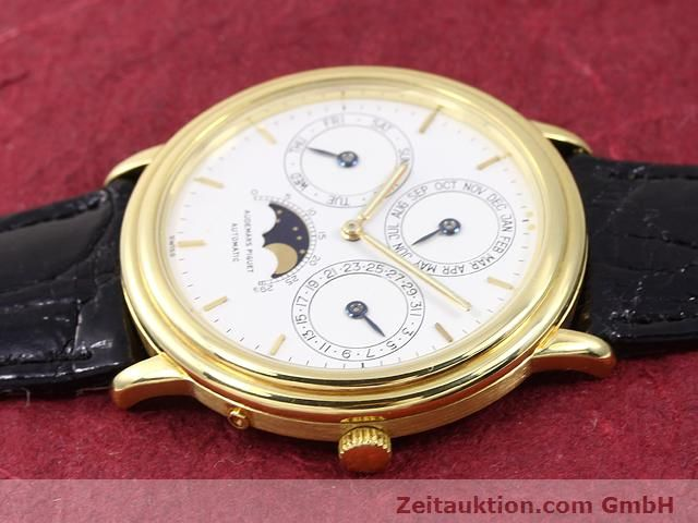 Used luxury watch Audemars Piguet Ewiger Kalender 18 ct gold automatic Kal. 2120/1 Ref. B56041  | 141025 05