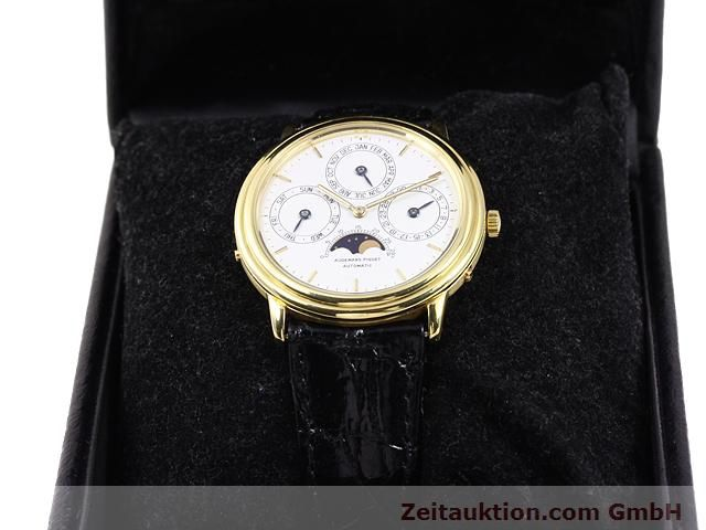 Used luxury watch Audemars Piguet Ewiger Kalender 18 ct gold automatic Kal. 2120/1 Ref. B56041  | 141025 07