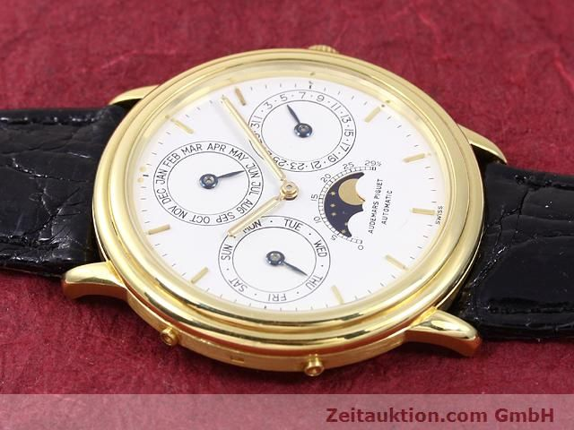 Used luxury watch Audemars Piguet Ewiger Kalender 18 ct gold automatic Kal. 2120/1 Ref. B56041  | 141025 14