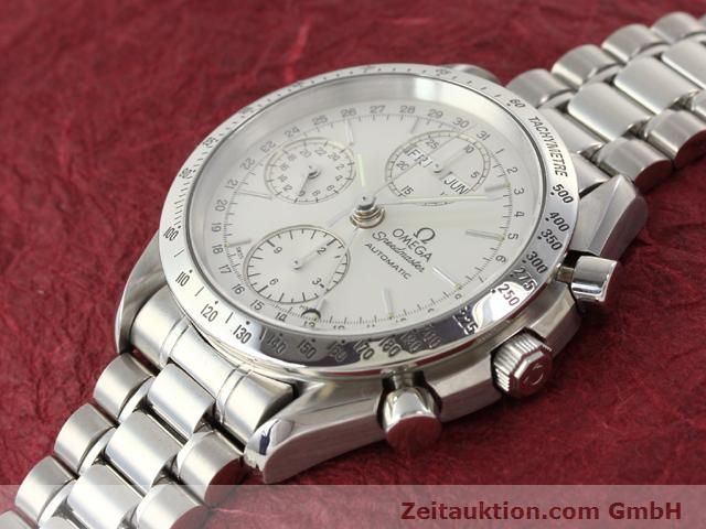 Used luxury watch Omega Speedmaster steel automatic Kal. 1150  | 141027 01