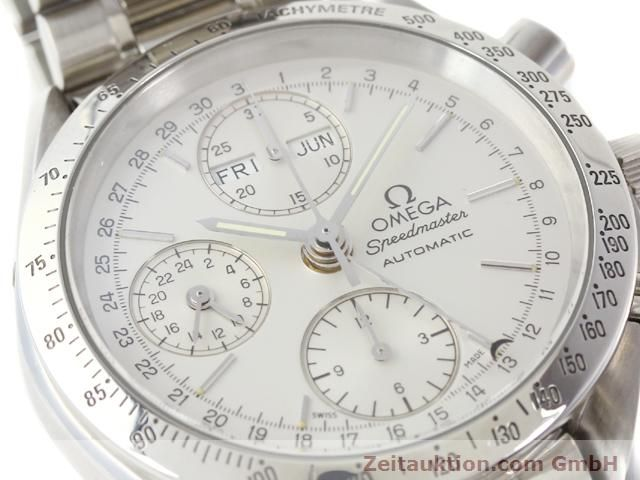 Used luxury watch Omega Speedmaster steel automatic Kal. 1150  | 141027 02
