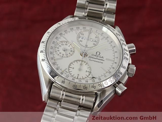 Used luxury watch Omega Speedmaster steel automatic Kal. 1150  | 141027 04