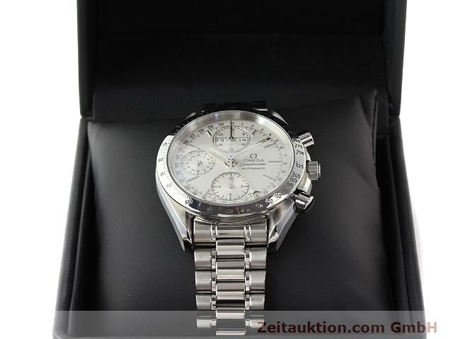 Used luxury watch Omega Speedmaster steel automatic Kal. 1150  | 141027 07