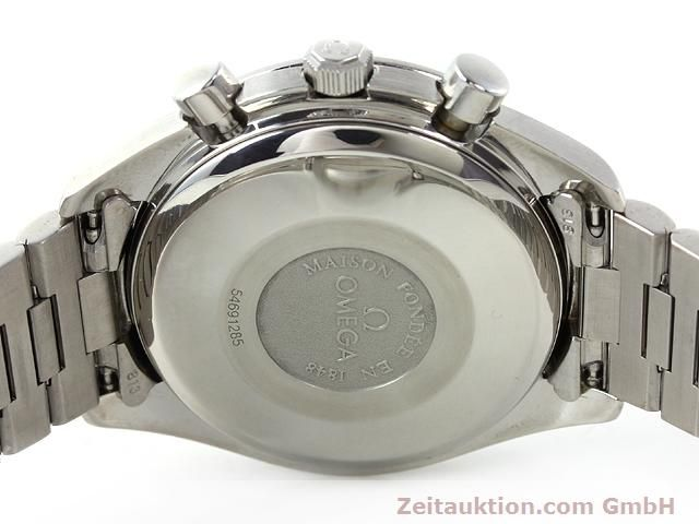 Used luxury watch Omega Speedmaster steel automatic Kal. 1150  | 141027 09