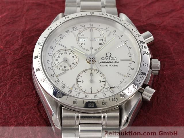 Used luxury watch Omega Speedmaster steel automatic Kal. 1150  | 141027 14