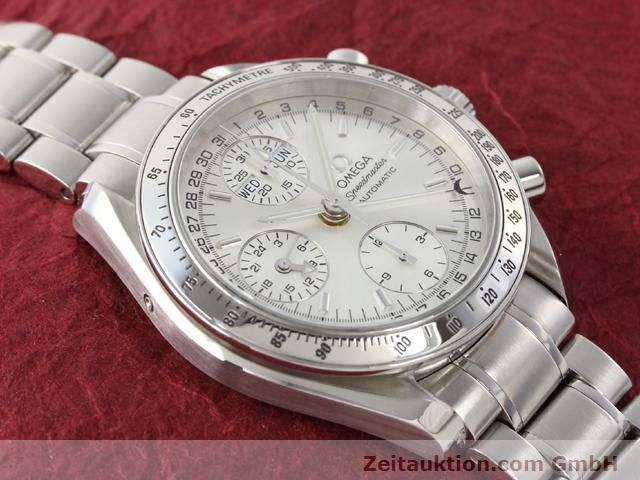 Used luxury watch Omega Speedmaster steel automatic Kal. 1151  | 141028 14