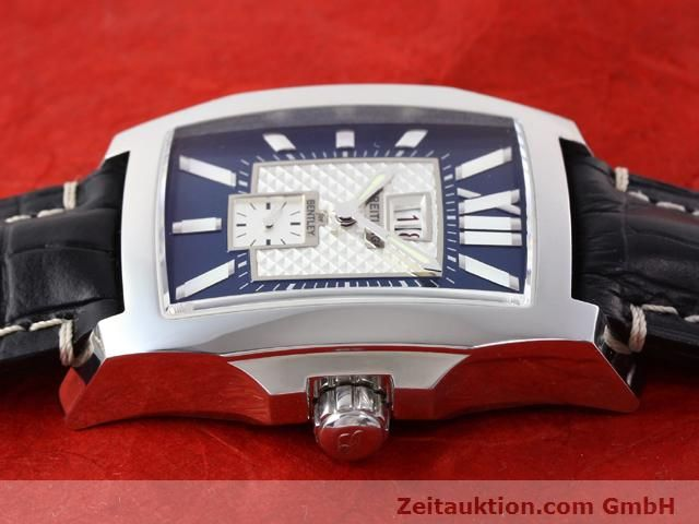 Used luxury watch Breitling Bentley steel automatic Kal. ETA 2892A2 Ref. A16362  | 141031 05
