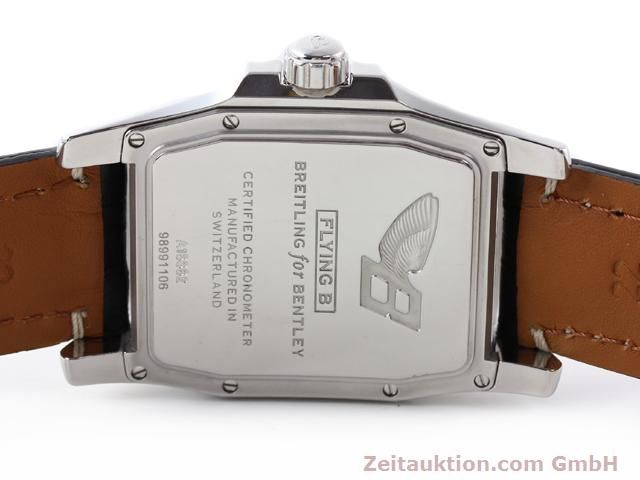 Used luxury watch Breitling Bentley steel automatic Kal. ETA 2892A2 Ref. A16362  | 141031 09