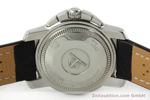 Used luxury watch Baume & Mercier Capeland steel automatic Ref. 65405  | 141032 09