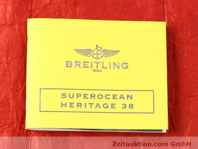 Used luxury watch Breitling Superocean steel automatic Kal. ETA 2895-2 Ref. A37320  | 141039 14