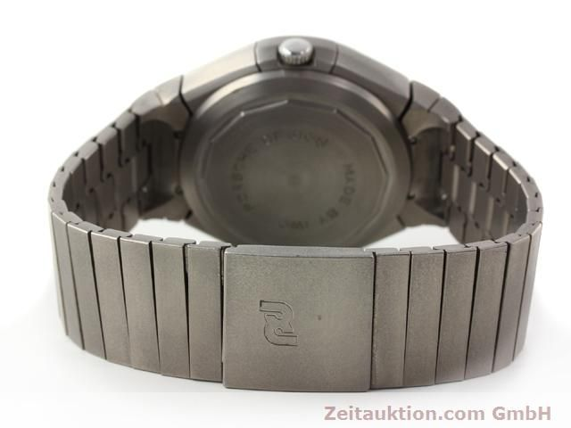 Used luxury watch IWC Porsche Design titanium automatic Kal. C.790 Ref. 3702  | 141040 11
