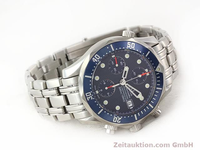 Used luxury watch Omega Seamaster steel automatic Kal. 1164  | 141041 03