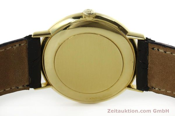 Used luxury watch Omega * 18 ct gold manual winding Kal. 601 Ref. 131016  | 141042 08