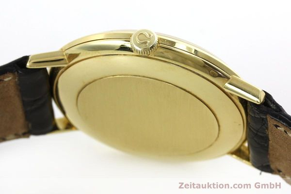 Used luxury watch Omega * 18 ct gold manual winding Kal. 601 Ref. 131016  | 141042 11