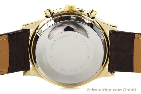 Used luxury watch Chronoswiss Lunar gold-plated automatic Kal. ETA 7750 Ref. 77990  | 141047 10