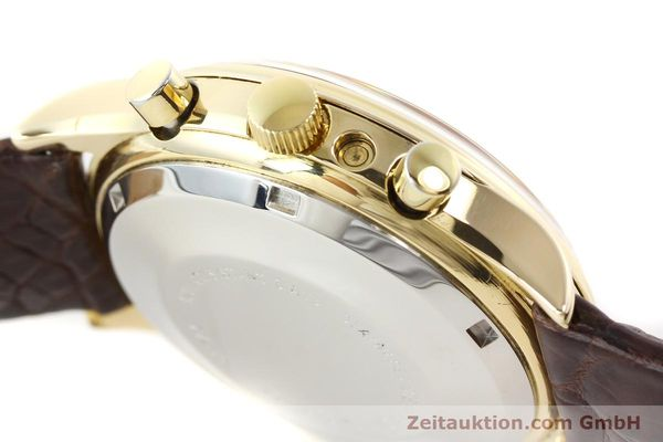 Used luxury watch Chronoswiss Lunar gold-plated automatic Kal. ETA 7750 Ref. 77990  | 141047 11