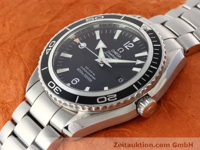 Used luxury watch Omega Seamaster steel automatic Kal. 2500C  | 141048 01