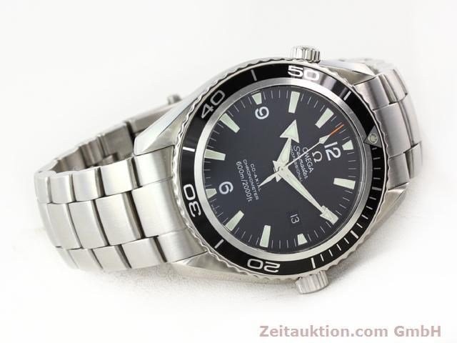 Used luxury watch Omega Seamaster steel automatic Kal. 2500C  | 141048 03