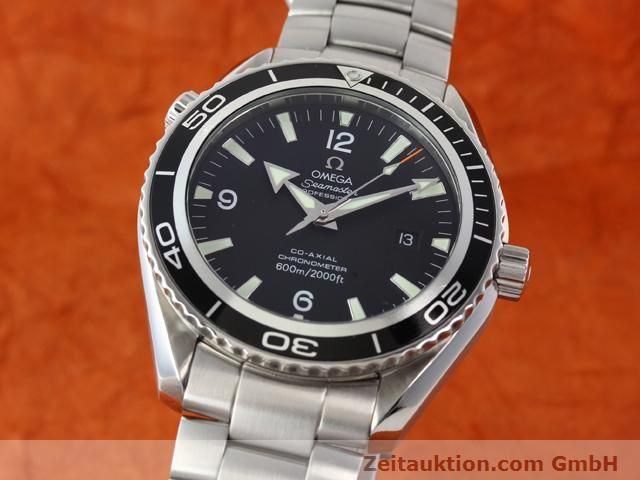 Used luxury watch Omega Seamaster steel automatic Kal. 2500C  | 141048 04