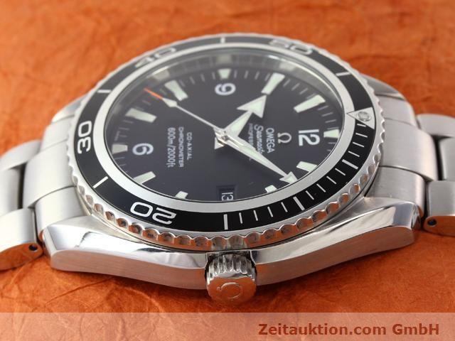 Used luxury watch Omega Seamaster steel automatic Kal. 2500C  | 141048 05