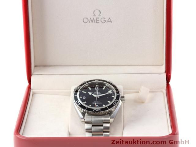 Used luxury watch Omega Seamaster steel automatic Kal. 2500C  | 141048 07