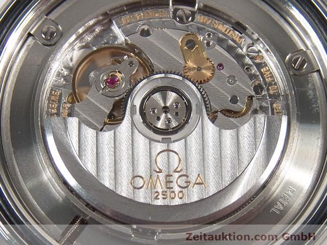 Used luxury watch Omega Seamaster steel automatic Kal. 2500C  | 141048 10