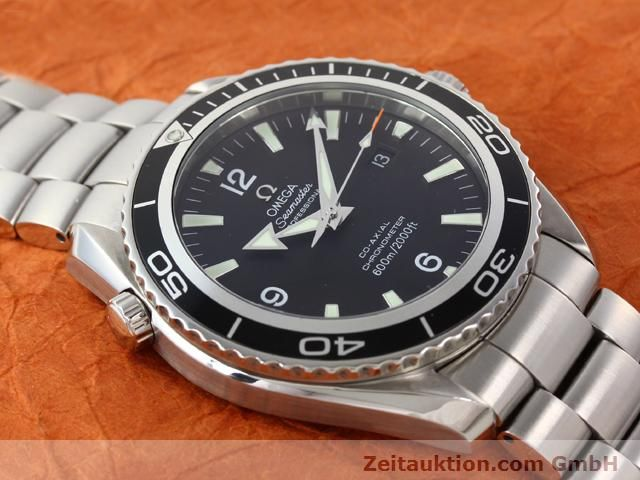 Used luxury watch Omega Seamaster steel automatic Kal. 2500C  | 141048 16