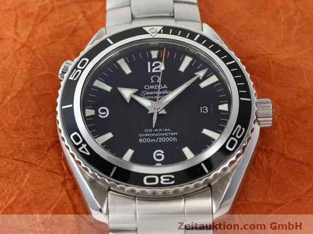Used luxury watch Omega Seamaster steel automatic Kal. 2500C  | 141048 17