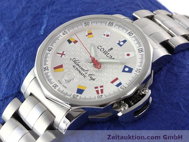 Used luxury watch Corum Admirals Cup steel automatic Kal. ETA 2892-2 Ref. 082.830.20  | 141050 01