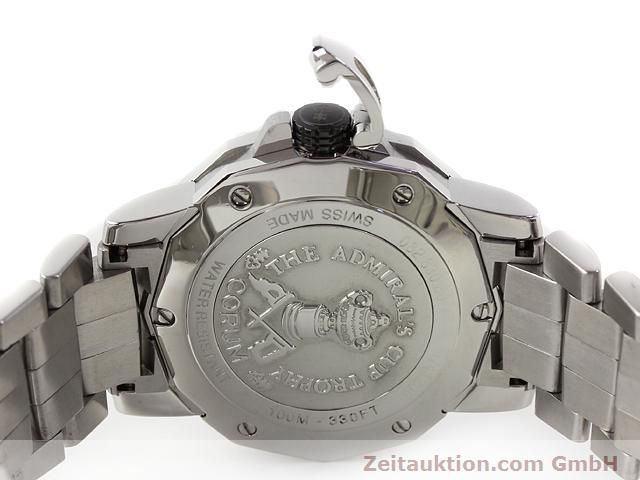 Used luxury watch Corum Admirals Cup steel automatic Kal. ETA 2892-2 Ref. 082.830.20  | 141050 09