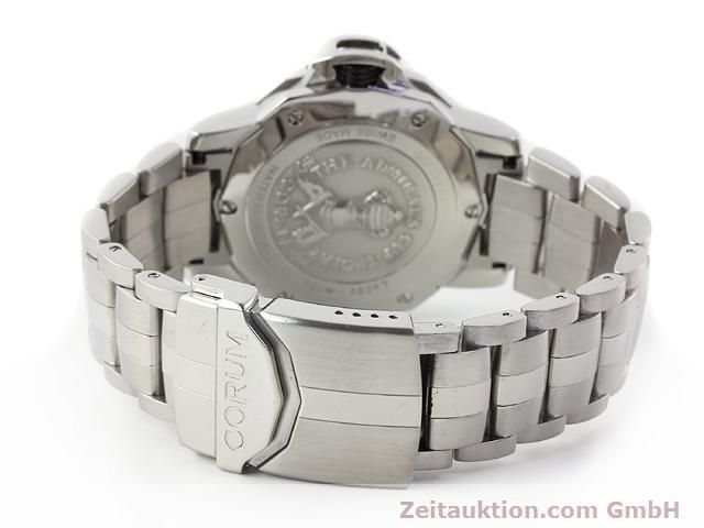 Used luxury watch Corum Admirals Cup steel automatic Kal. ETA 2892-2 Ref. 082.830.20  | 141050 11