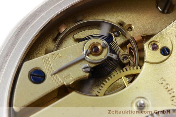Used luxury watch A. Lange & Söhne ALS Taschenuhr silver manual winding  | 141051 12