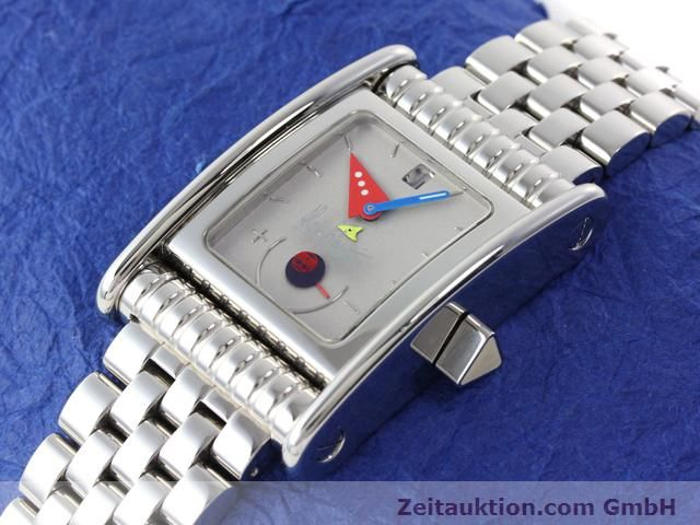 Used luxury watch Alain Silberstein Bolido steel automatic Kal. 1994 (ETA 2892A2)  | 141052 01