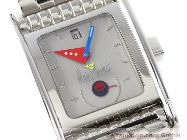 Used luxury watch Alain Silberstein Bolido steel automatic Kal. 1994 (ETA 2892A2)  | 141052 02