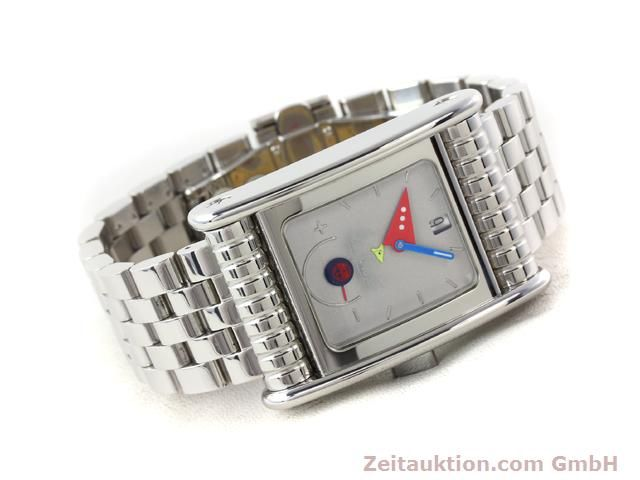 Used luxury watch Alain Silberstein Bolido steel automatic Kal. 1994 (ETA 2892A2)  | 141052 03