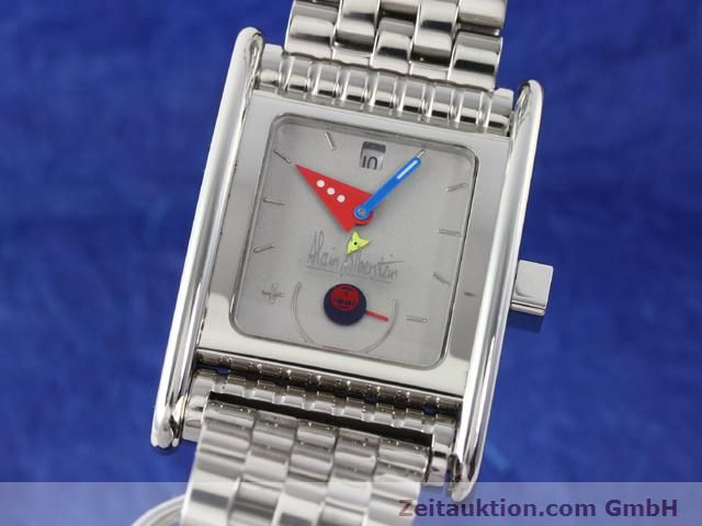 Used luxury watch Alain Silberstein Bolido steel automatic Kal. 1994 (ETA 2892A2)  | 141052 04