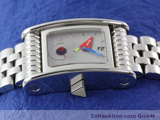 Used luxury watch Alain Silberstein Bolido steel automatic Kal. 1994 (ETA 2892A2)  | 141052 05