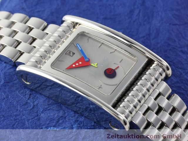 Used luxury watch Alain Silberstein Bolido steel automatic Kal. 1994 (ETA 2892A2)  | 141052 16