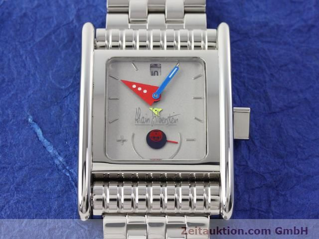 Used luxury watch Alain Silberstein Bolido steel automatic Kal. 1994 (ETA 2892A2)  | 141052 17
