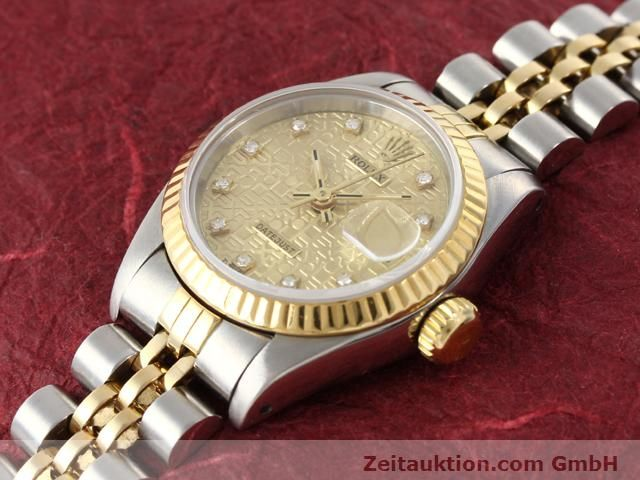 Used luxury watch Rolex Lady Datejust steel / gold automatic Kal. 2135 Ref. 69173  | 141053 01