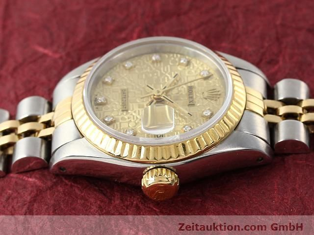 Used luxury watch Rolex Lady Datejust steel / gold automatic Kal. 2135 Ref. 69173  | 141053 05